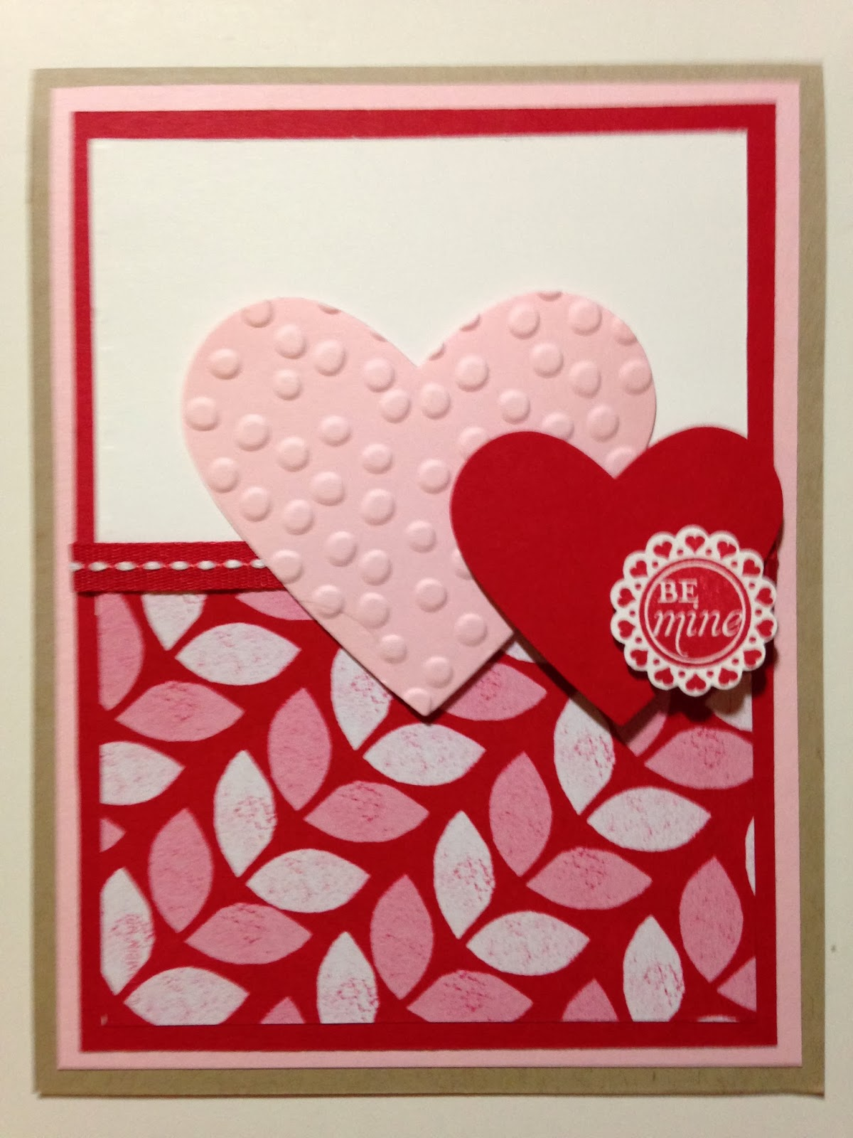 Stampin In The Sun Have You Started Making Your Valentines