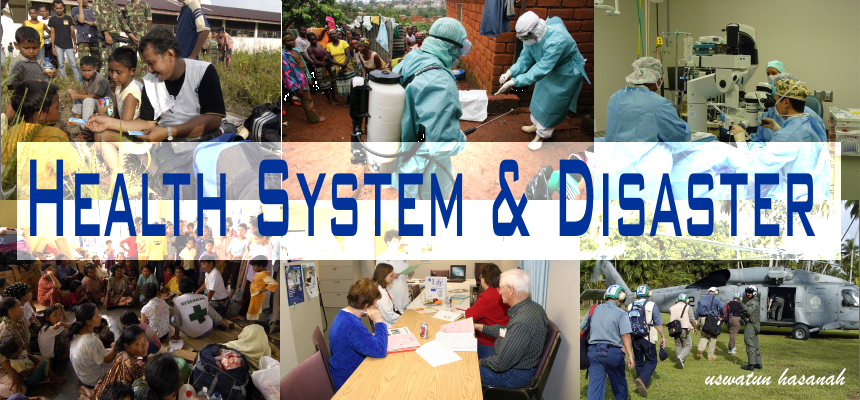 Health System and Disaster