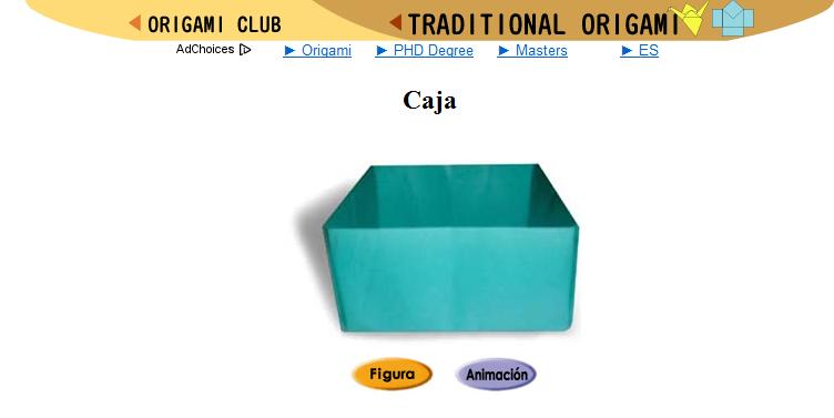 http://es.origami-club.com/traditional/box1/index.html