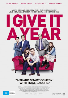 I Give It a Year 2013 poster