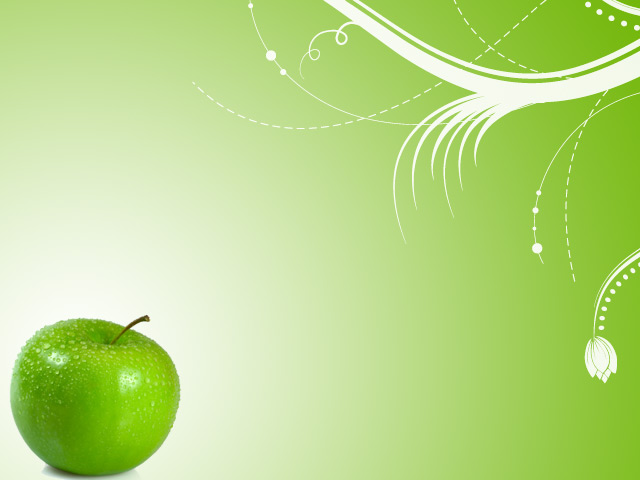 Green apple template free premium powerpoint templates green apple template toneelgroepblik Images