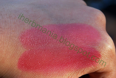 Colores Iherb Mood Magic lipstick pintalabios