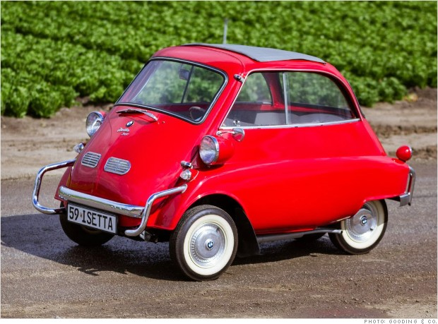 For Instance, The BMW Isetta Is One Of The Worldu0027s Favorite Affordable  Collectibles. Originally Developed In Italy In Answer To Outrageous  Post War Gas ...