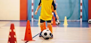 Futsal na escola não deve focar em rendimento