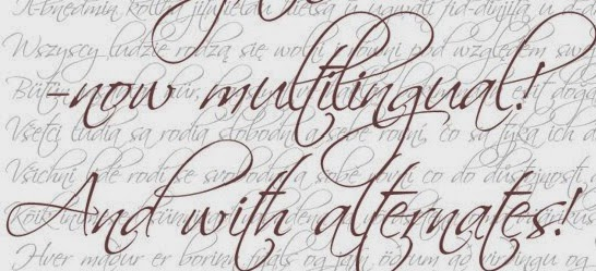 Learn stylish handwriting