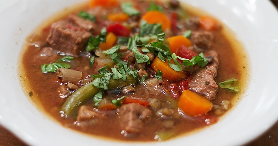 PrepAhead and Dine In: Slow Cooker Italian Beef and Lentil ...