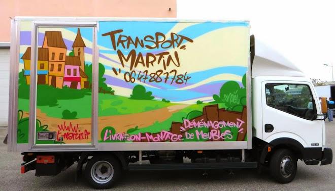 Transport Martin