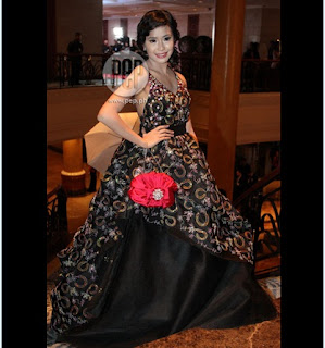Myrtle Sarrosa Star Magic Ball 2012