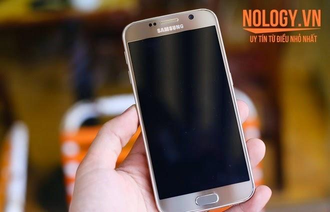 màn hình Samsung Galaxy S6 xách tay