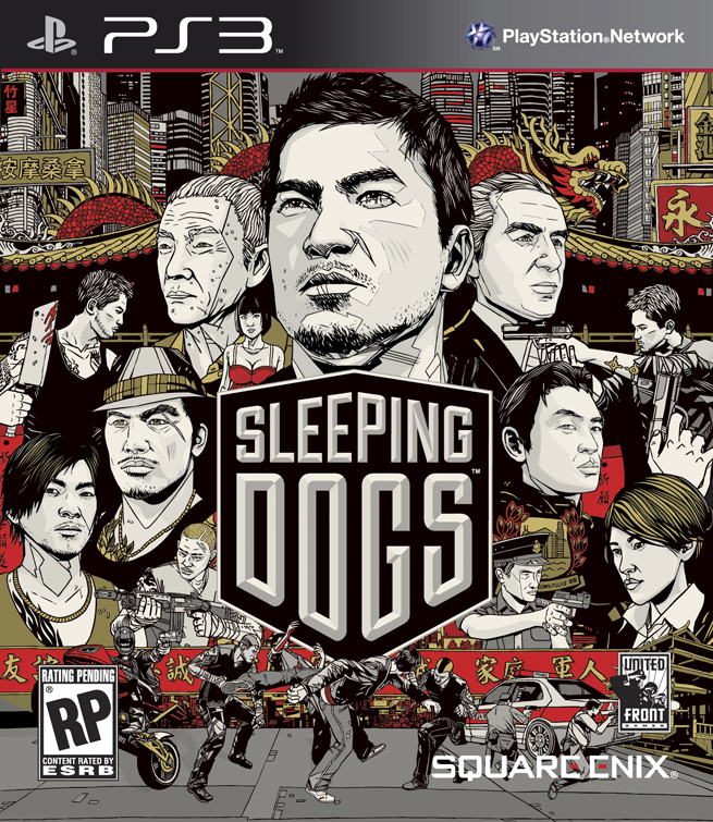 Playstation Sleeping Dogs The Wedding Mission Glitch