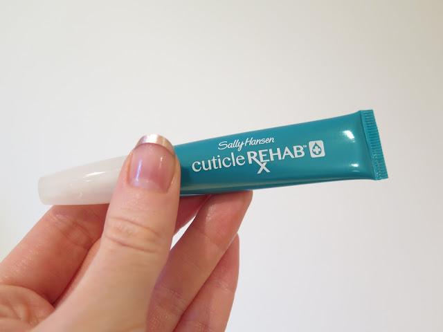 Sally Hansen cuticle rehab