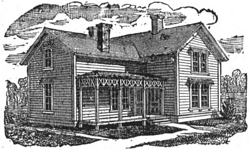 19th century historical tidbits 1895 rural house plans