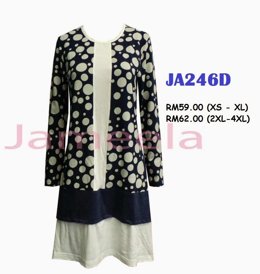 T-shirt-Muslimah-Jameela-JA246D