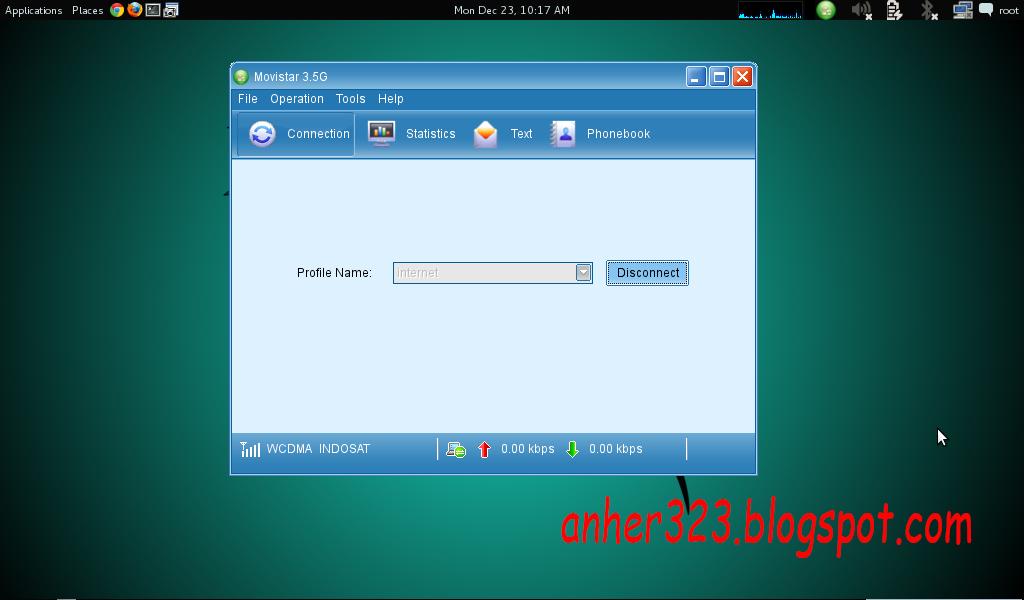 Modem Huwaei E173 Kali Linux