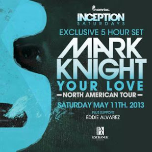 Inception: Mark Knight at Exchange LA