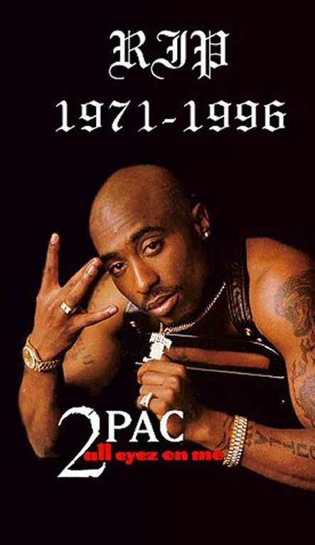 Drop a tribute to Tupac Amaru Shakur as we remember his life on earth ...