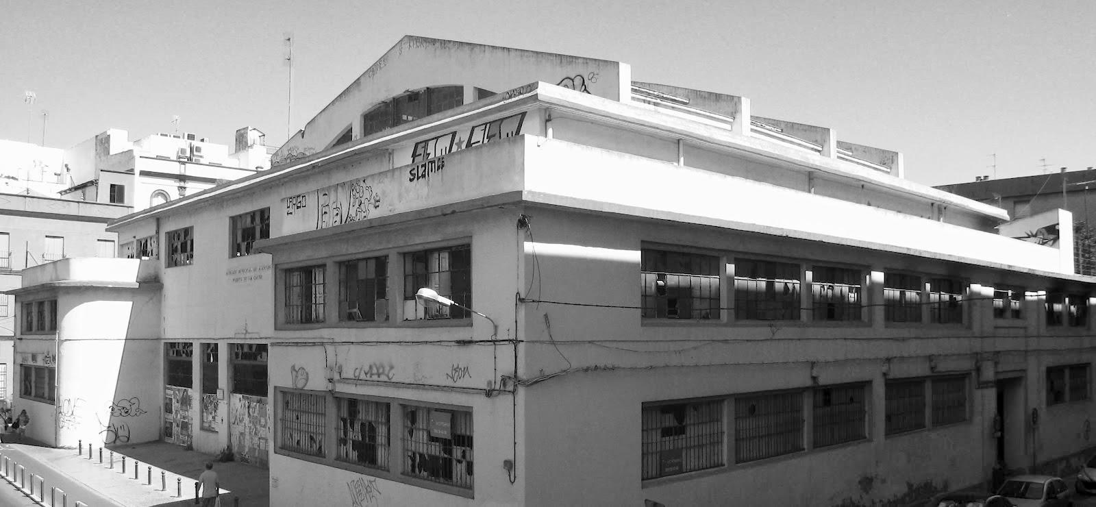 Arquitectura y arte en sevilla los otros mercados de la - Estudios de arquitectura en sevilla ...