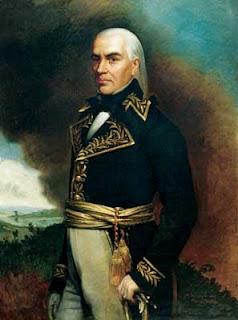 Pintura de Francisco Miranda precursor independencia de América