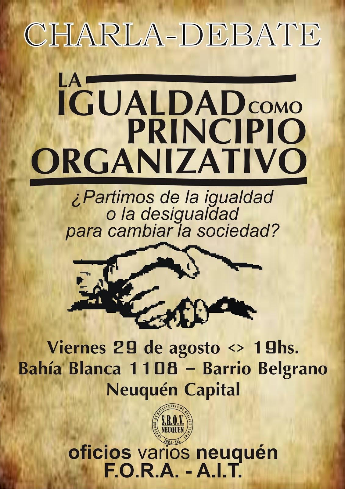 """CHARLA-DEBATE: """"La igualdad como principio organizativo"""" ,Sons of anarchy,Hijos de la anarquía,,los anarquistas,frases anarquistas,los anarquistas,anarquista,anarquismo, frases de anarquistas,anarquia,la anarquista,el anarquista,a anarquista,anarquismo, anarquista que es,anarquistas,el anarquismo,socialismo,el anarquismo,o anarquismo,Sons of anarchy,greek anarchists,anarchist, anarchists cookbook,cookbook, the anarchists,anarchist,the anarchists,sons anarchy,sons of anarchy, sons,anarchy online,son of anarchy,sailing,sailing anarchy,anarchy in uk,   anarchy uk,anarchy song,anarchy reigns,anarchist,anarchism definition,what is anarchism, goldman anarchism,cookbook,anarchists cook book, anarchism,the anarchist cookbook,anarchist a,definition anarchist, teenage anarchist,against me anarchist,baby anarchist,im anarchist, baby im anarchist, die anarchisten,frau des anarchisten,kochbuch anarchisten, les anarchistes,leo ferre,anarchiste,les anarchistes ferre,les anarchistes ferre, paroles les anarchistes,léo ferré,ferré anarchistes,ferré les anarchistes,léo ferré,  anarchia,anarchici italiani,gli anarchici,canti anarchici,comunisti, comunisti anarchici,anarchici torino,canti anarchici,gli anarchici,communism socialism,communism,definition socialism, what is socialism,socialist,socialism and communism,CNT,CNT, Confederación Nacional del Trabajo, AIT, La Asociación Internacional de los Trabajadores, IWA,International Workers Association,FAU,Freie Arbeiterinnen und Arbeiter-Union,FORA,F.O.R.A,Federación Obrera Regional Argentina,COB,Confederação Operária Brasileira ,Priama Akcia,CNT,Confédération Nationale du Travail,USI,Unione Sindacale Italiana,  NSF iAA,Norsk Syndikalistisk Forbund,ZSP,Zwiazek Syndykalistów Polski,AIT-SP,AIT Secção Portuguesa,solfed,Solidarity,inicijativa,Sindikalna konfederacija Anarho-sindikalisticka inicijativa, ASF,Anarcho-Syndicalist Federation,Grupo Germinal,CRA,Comisión de Relaciones Anarquistas, Grupo Humanidad Libre,Grupo Acción Directa,FEDERACIÓN"""