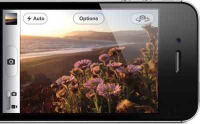 Kamera iPhone 4s