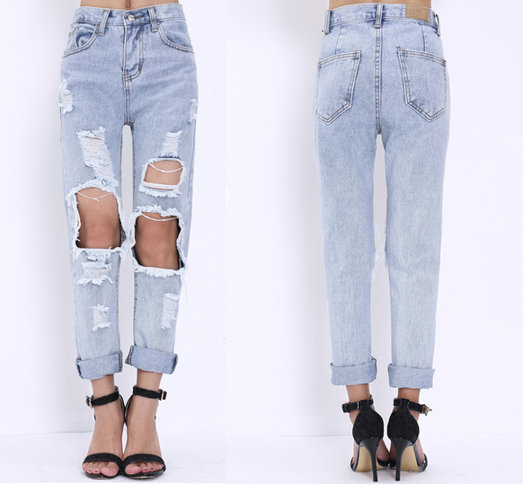 ripped jeans outfit ideas pinterest