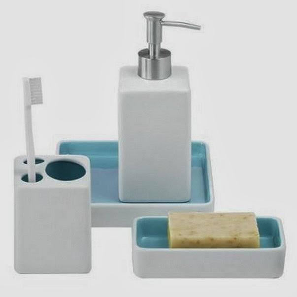 Modern Bathroom Accessories Decoration Ideas All About Decor
