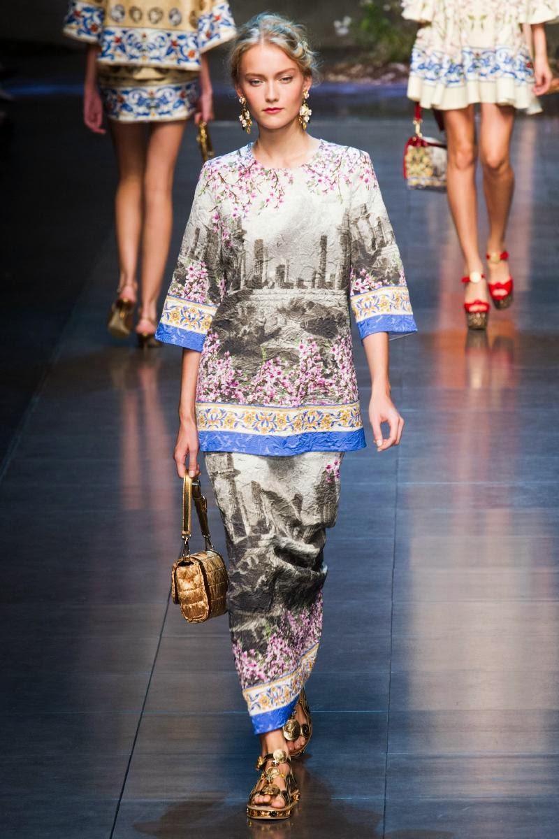 Canada Goose chilliwack parka sale cheap - Dolce & Gabbana Spring/Summer 2014   Mike Kagee