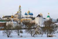 Успенский собор Троице-Сергиевой лавры