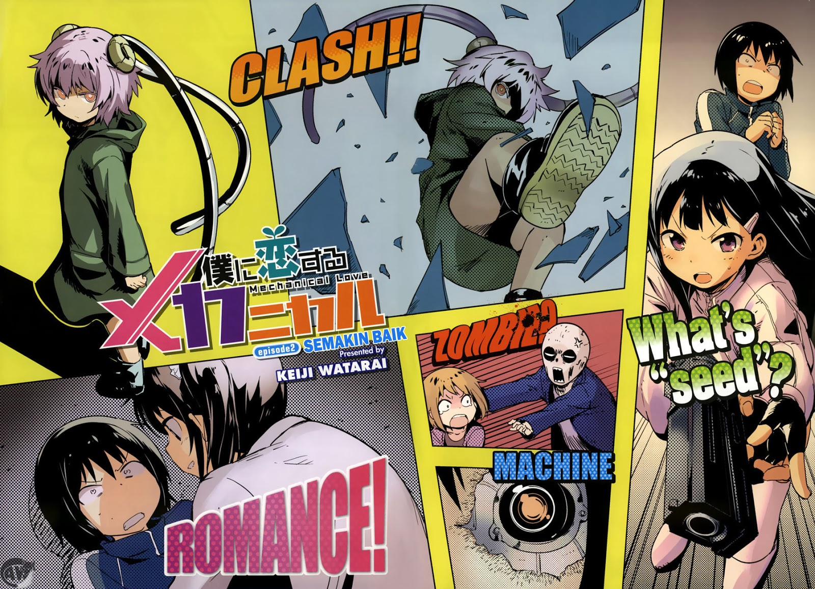 Komik mecha love 002 - semakin baik 3 Indonesia mecha love 002 - semakin baik Terbaru 1|Baca Manga Komik Indonesia|