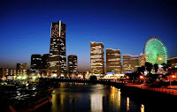 Best Honeymoon Destinations In Asia - Yokohama, Japan