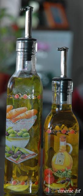 Ako si ochutiť olivový olej