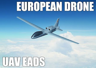 drone europeo - uav eads