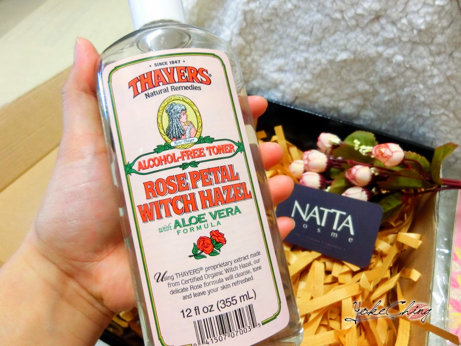 YokeChing ?Beauty | Lifestyle | Food Blogger : [Product Review ...