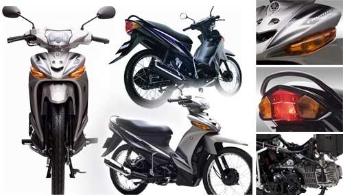 New vega zr for Yamaha vega price