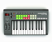 Novation Launchkey controller