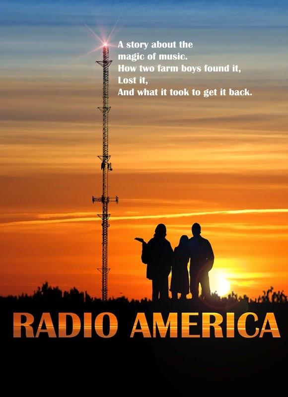 Radio America Cover