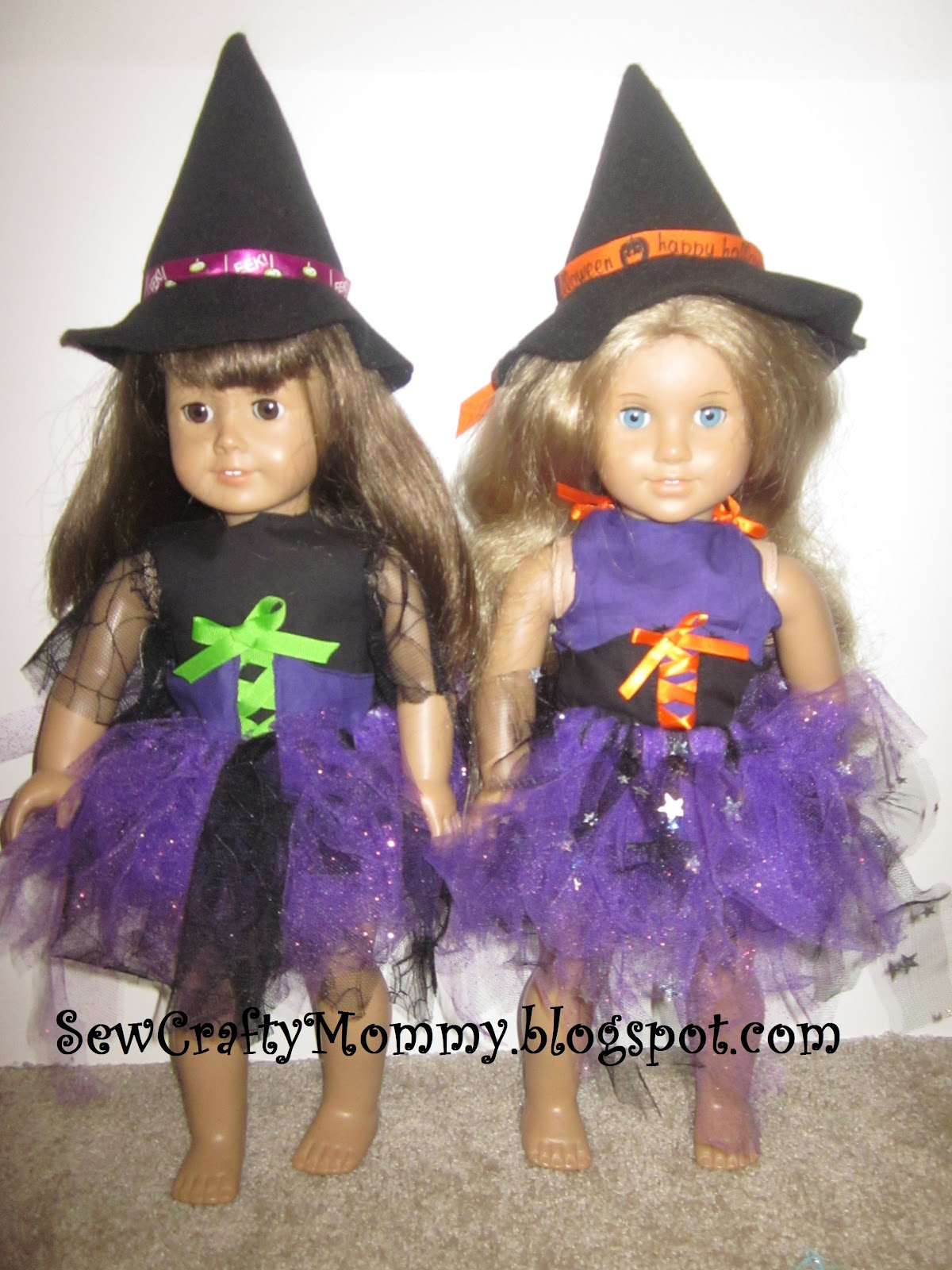Sew Crafty Mommy: American Girl Doll Halloween