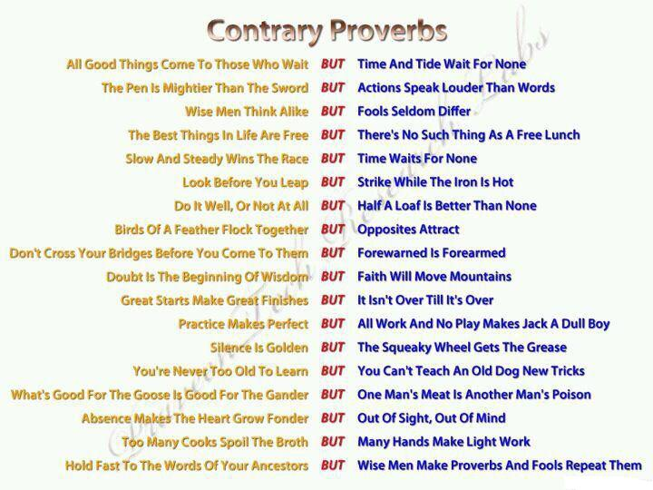Ifunny Photo Funny Picture Funny Image Funny Photo Funny Pic Contrary Proverbs