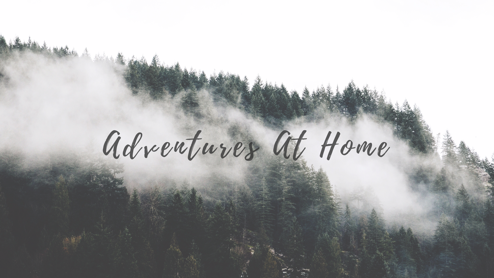 Adventures at Home
