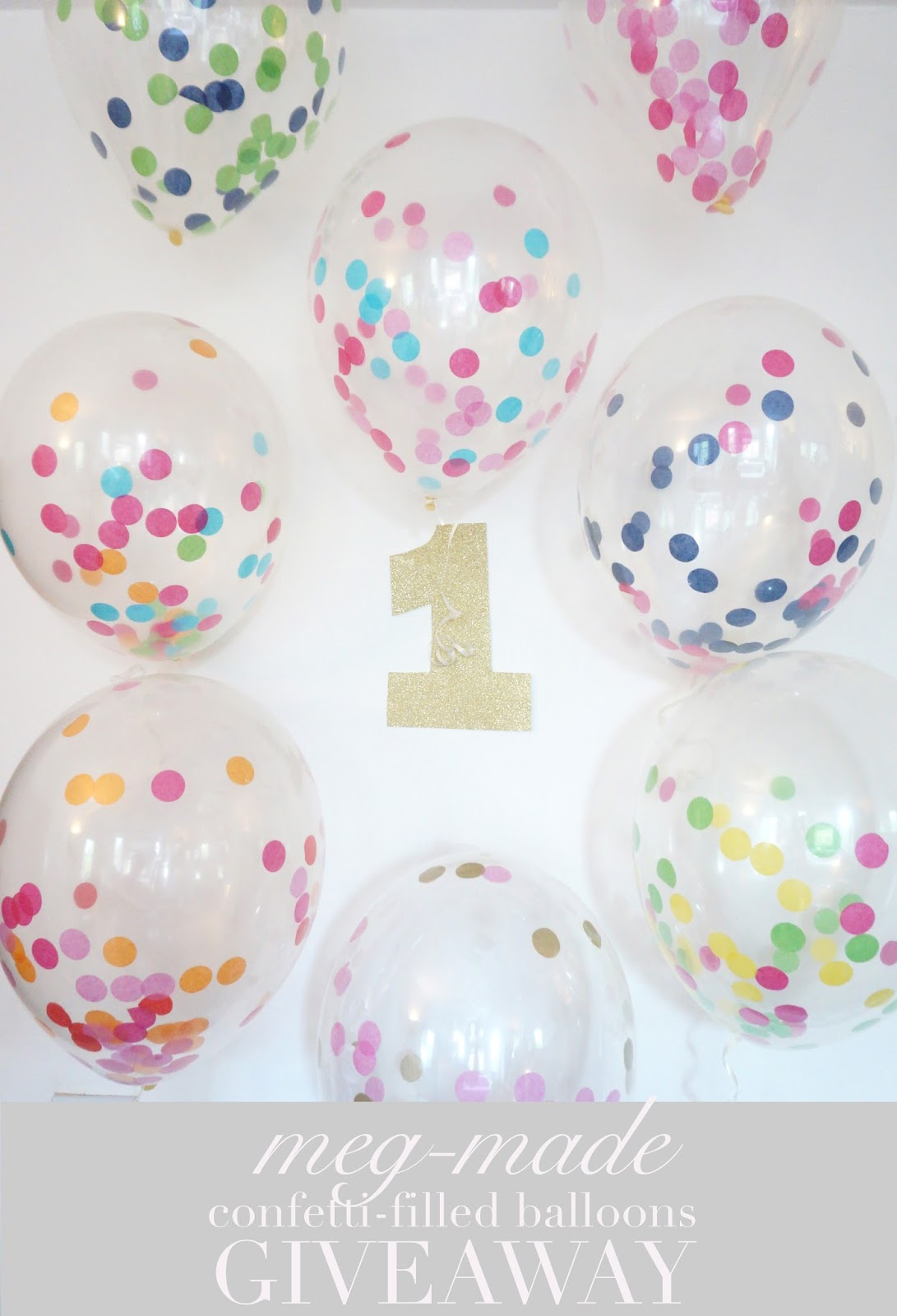 meg-made confetti filled balloons GIVEAWAY
