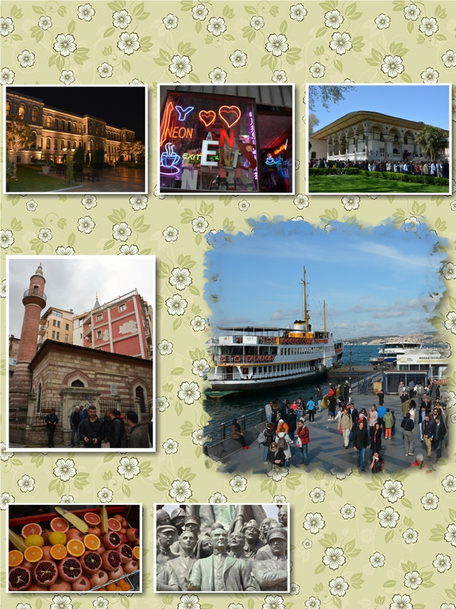 Collage Turkey
