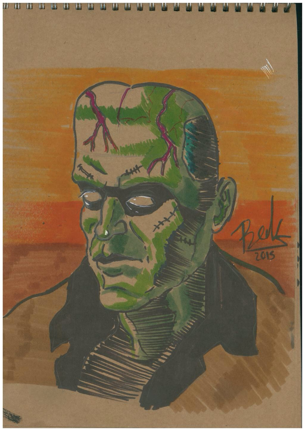 a critique of frankenstein Frankenstein is a classic gothic thriller novel by mary shelley read a review of the novel here.
