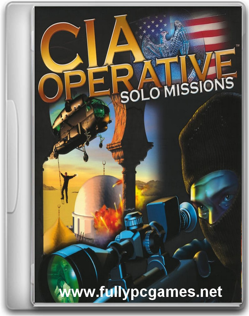 CIA Operative Solo Missions Game ~ Full Free Software Download
