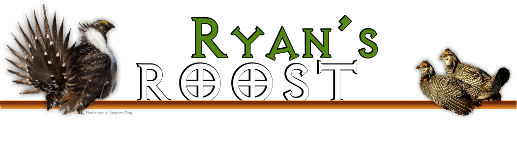 Ryan's Roost | A Northern CA Hunter's Blog