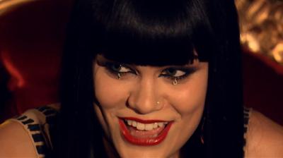 Jessie J, singing Domino, London 2011.