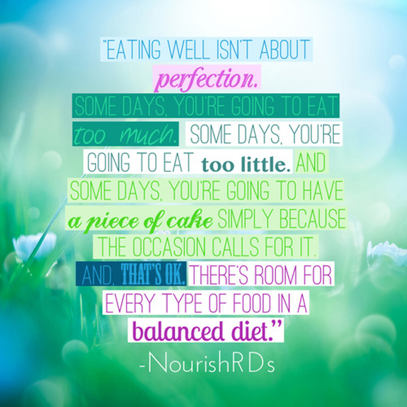 diet quote, nutrition quote, eating right, eating healthy