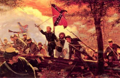 ONCE A CIVIL WAR: July 1, 1862---The Seven Days' Battles: Day ...