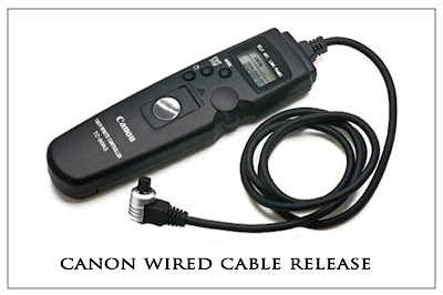 Cable Release / Wireless Trigger