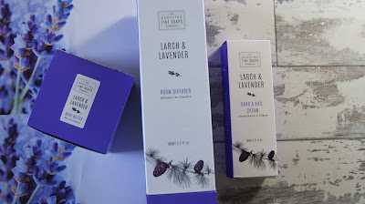 Scottish Fine Soaps Larch & Lavender