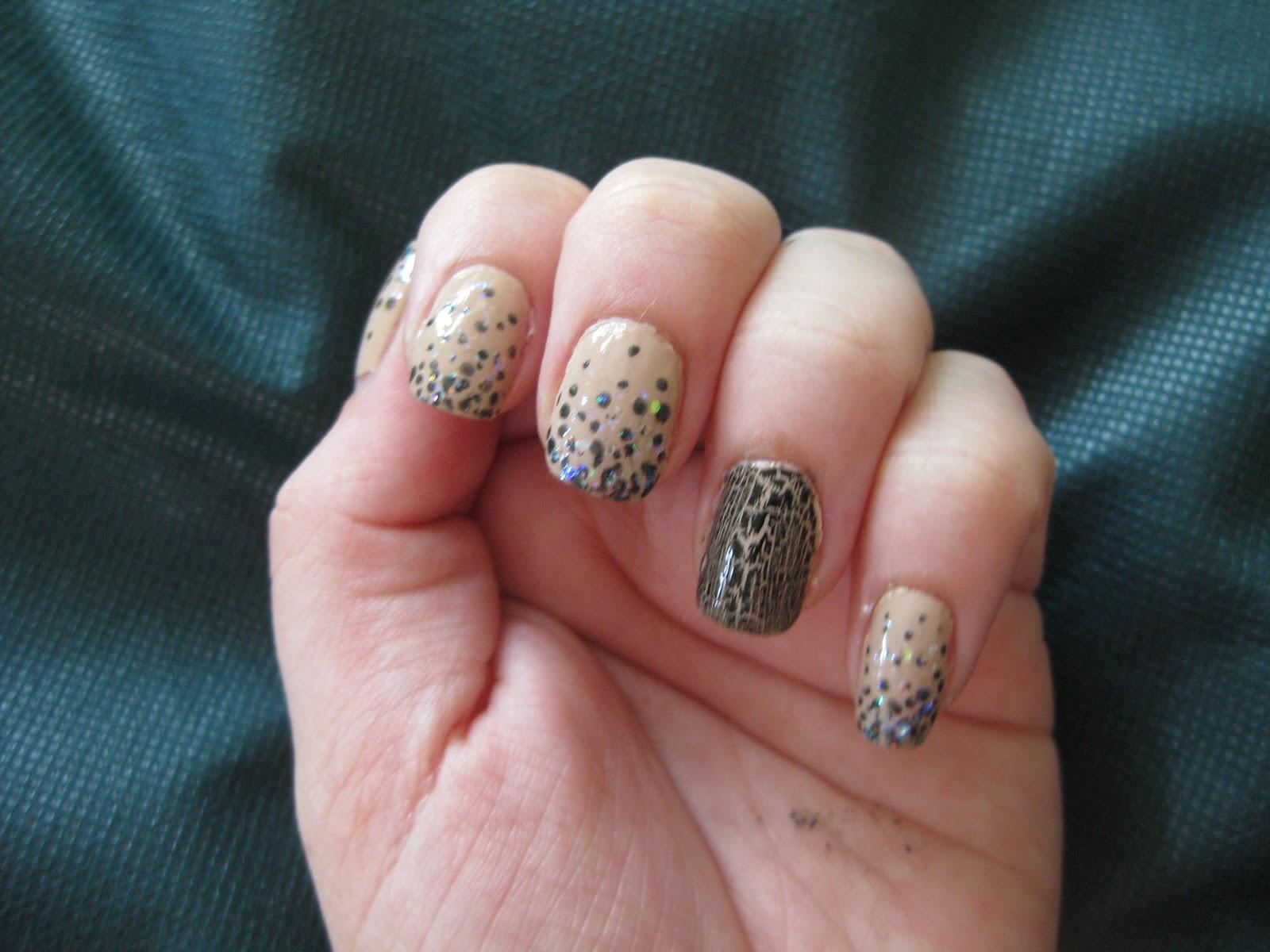 Unprofessional Nails: Zoya Avery Polka dota